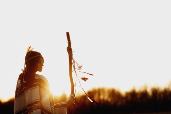 Loving Spirit - Talking Stick